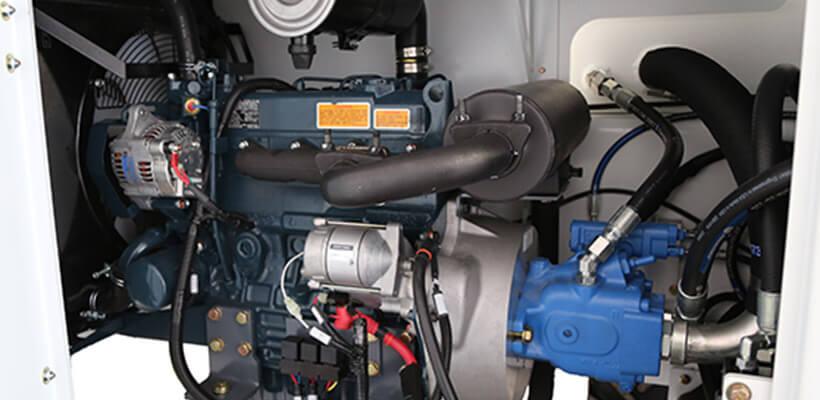 S-10A Engine