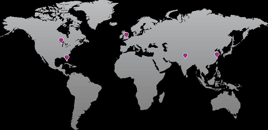 Location-Map-World